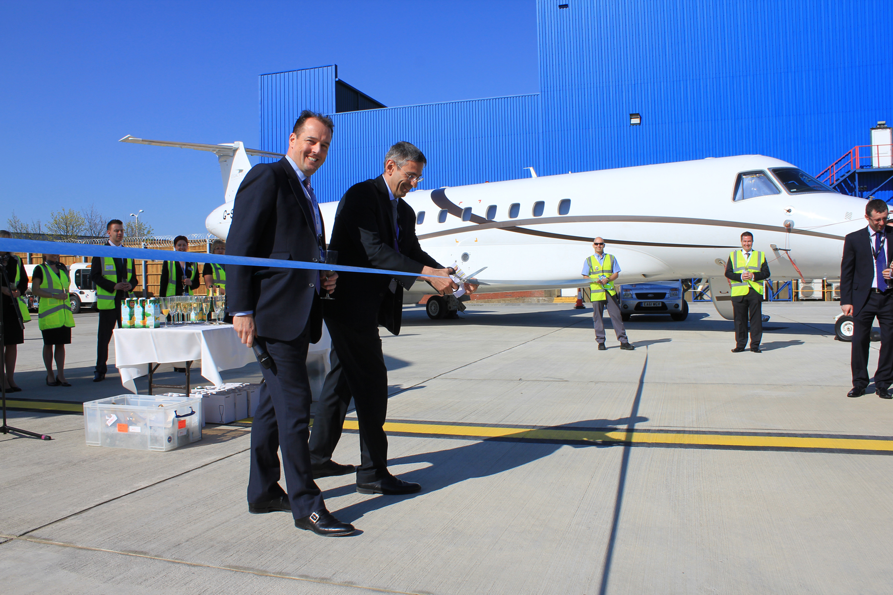 Signature Flight Support >> Signature Flight Support Luton In Final Stage Of Redevelopment Fbo