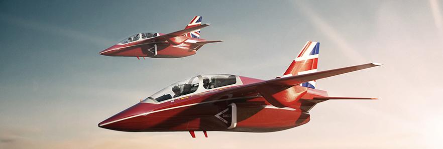 AERALIS Enters Phase 2 Funding for New UK Jet Trainer