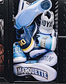 NYSportsJournalism com - Nike, adidas, UA Get Foothold On
