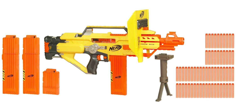 Nerf N Strike Stampede Ecs Blaster Only 20 Shipped Reg