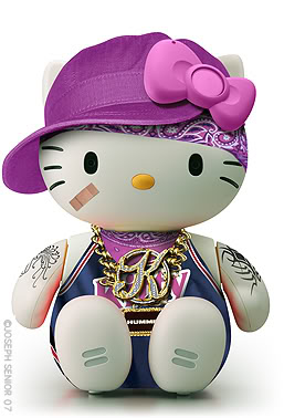 Cathie U Always Fresh Blog Hello Kitty Transformed