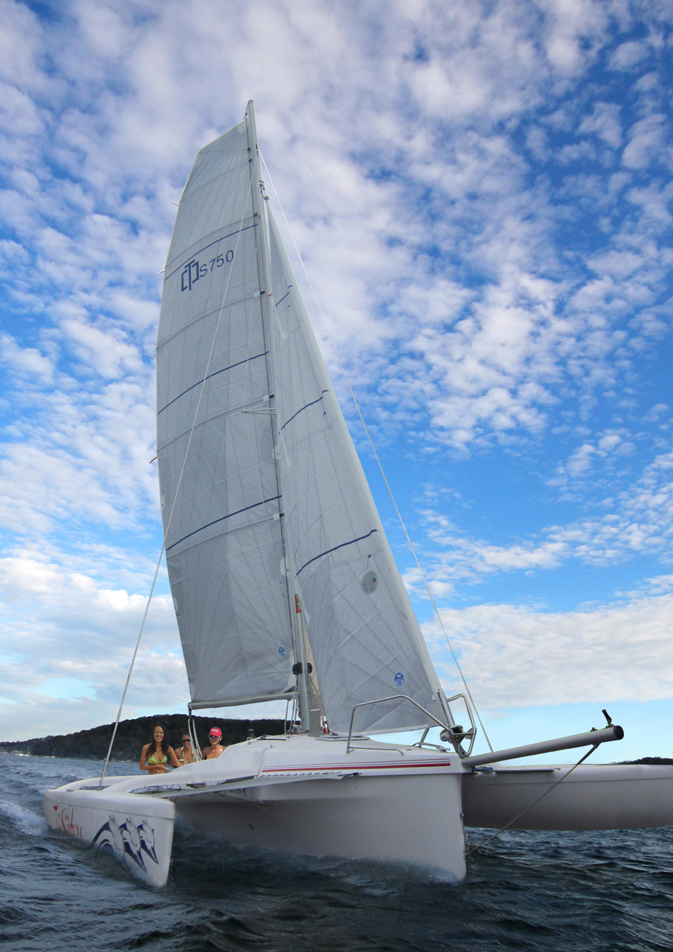 News - Helms Yacht Sales | Corsair Trimarans | Seawind