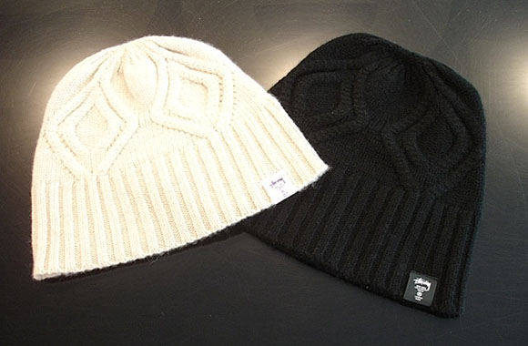 c8967b9ce68 Stussy Deluxe Cashmere Beenie Hats   Reed Space - Universal Article ...