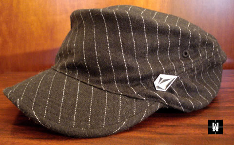 5ed8d9c13e735a Volcom Pinstripe Camden Hat - Universal Article - Headwear