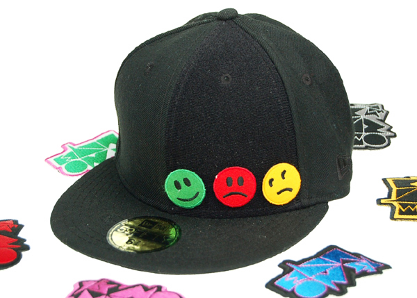 0b838b55b2a New Era x Yes No Maybe Velcro 59Fifty Fitteds - Universal Article ...