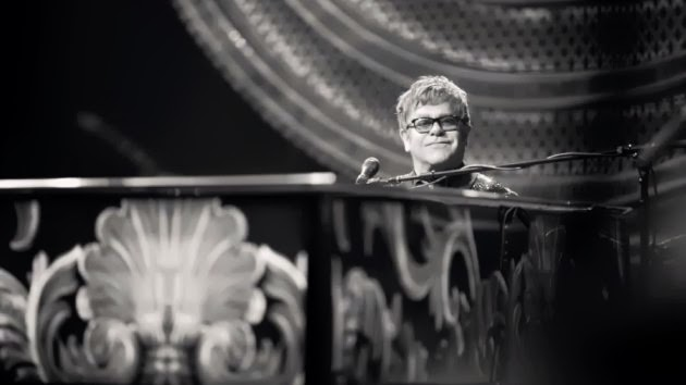 Elton John Extends Contract in Las Vegas for Three More Years