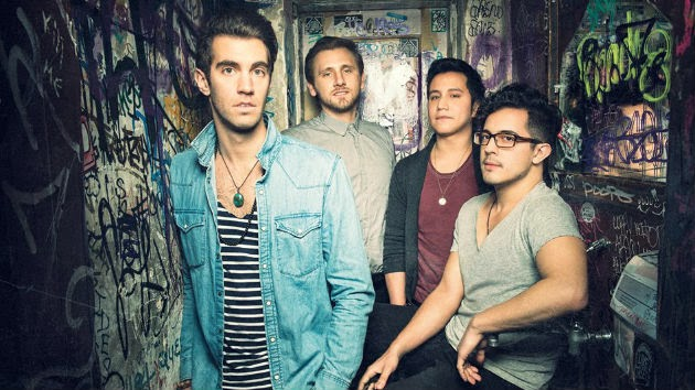 American Authors Plan Costume Bat-Stravaganza for Halloween Show