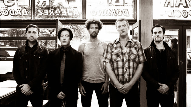 "Queens of the Stone Age ""Taking a Break"" Before Recording Next Album"