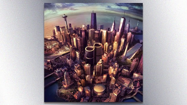 "Foo Fighters Hint at a European Season of ""Sonic Highways"""