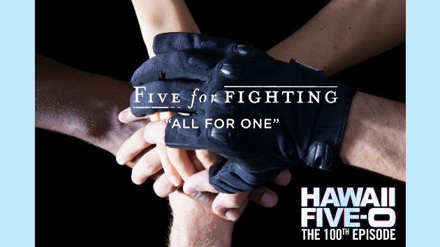 "Brand-New Five for Fighting Song to Feature in 100th Episode of ""Hawaii Five-0"""