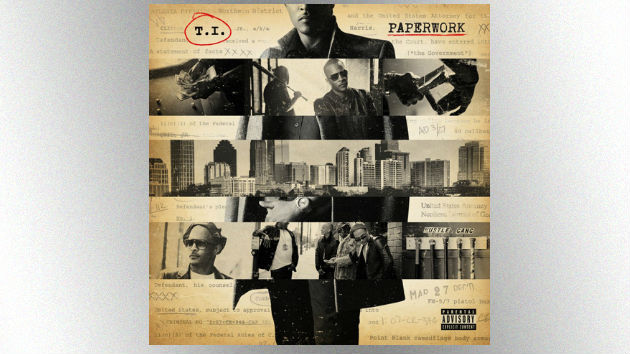 "Strong First-Week Sales Expected for T.I.'s ""Paperwork"""