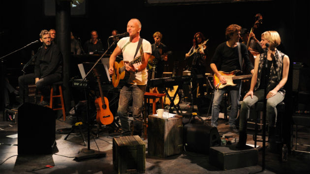 "Sting's Broadway Musical ""The Last Ship"" Officially Opens Sunday Night"