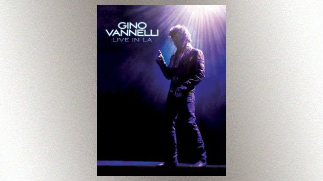 """Gino Vannelli Talks New """"Live in L.A."""" DVD, Shares Plans for Next Album"""