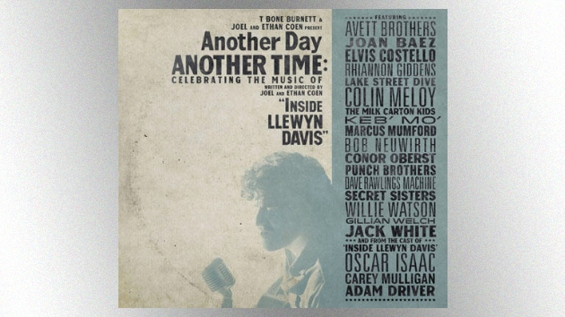 "Jack White, Marcus Mumford Featured on New Live Album of ""Inside Llewyn Davis"" Concert"