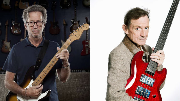 Eric Clapton Records Tribute Song for Late Cream Band Mate, Jack Bruce