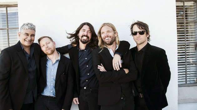 Foo Fighters Announce Full 2015 Tour