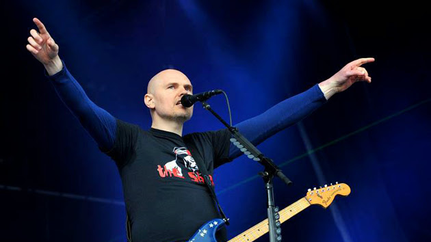 "The Smashing Pumpkins Release Video for ""Being Beige"""
