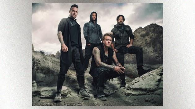 "Papa Roach Streaming New Album, ""F.E.A.R."""