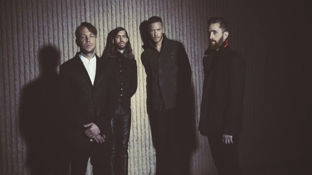 "Imagine Dragons Reaches Number Two on ""Billboard's"" Artist 100"
