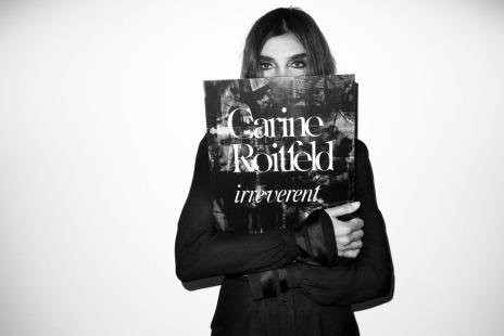 carine roitfeld irreverent book