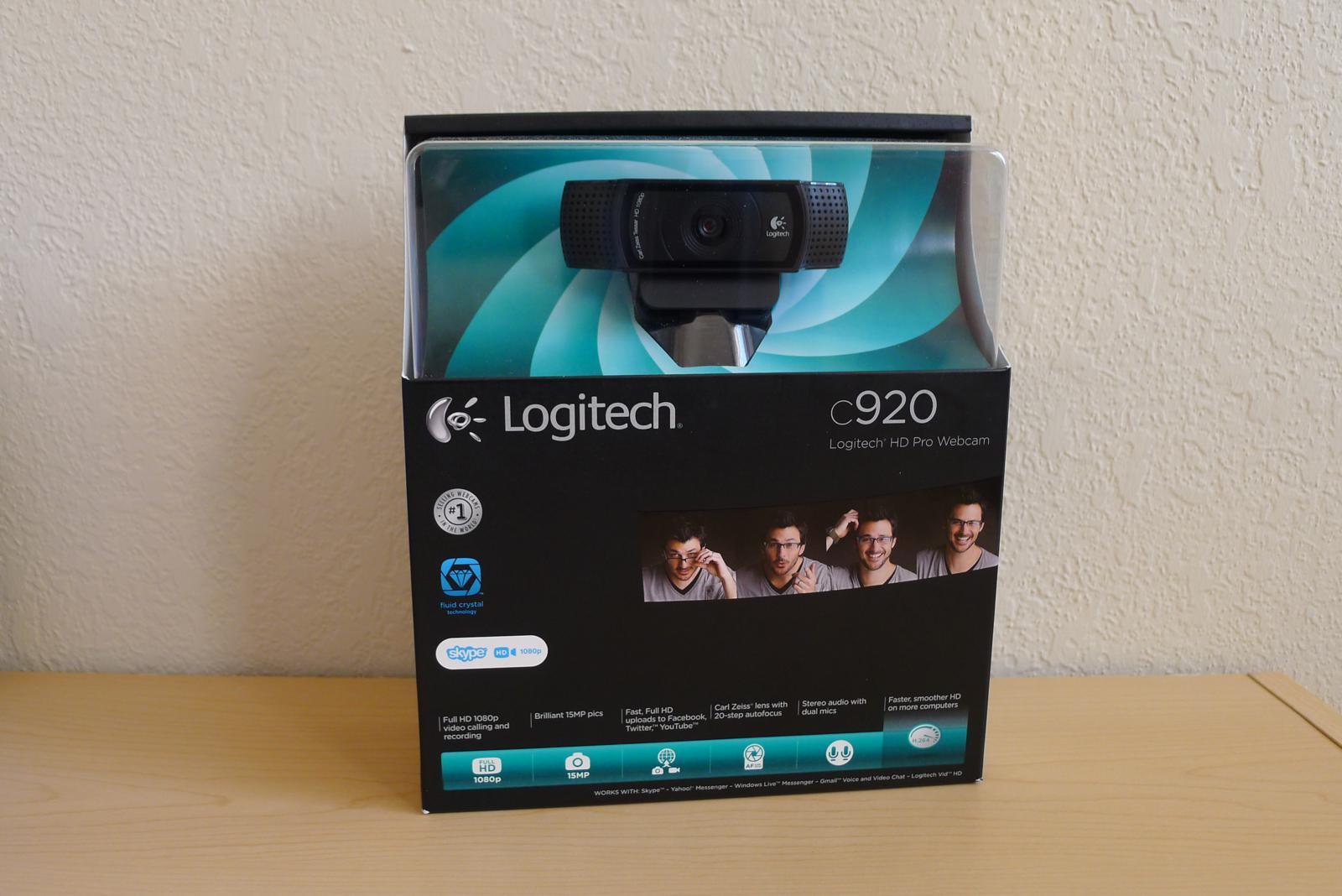 Logitech Hd Pro Webcam C920 Review Okay Geek