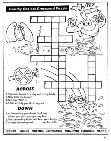 Healthy Habits Coloring Book Coloring Pages