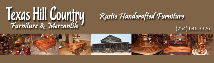 Texas Hill Country Furniture Mercantile