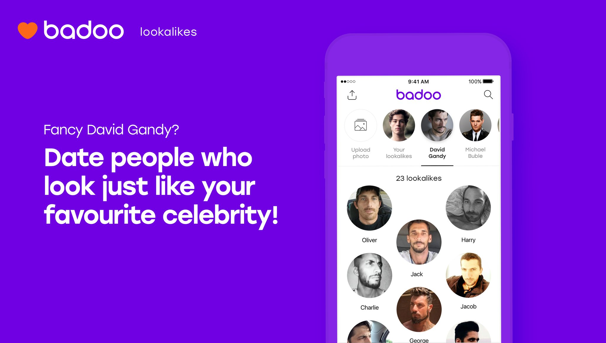 dating app for people who like festivals
