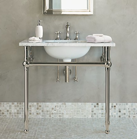 free standing bathroom sinks bien living design chicago interior design bien living 18426