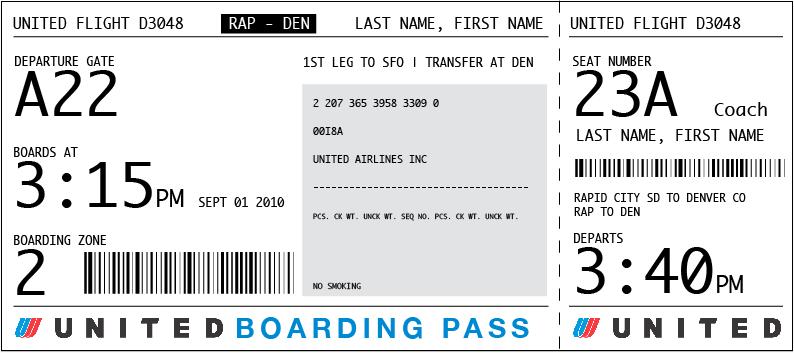 Risultati immagini per boarding pass