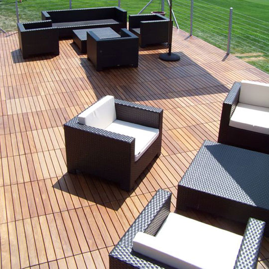 Discover Modular Outdoor Flooring To The Rescue