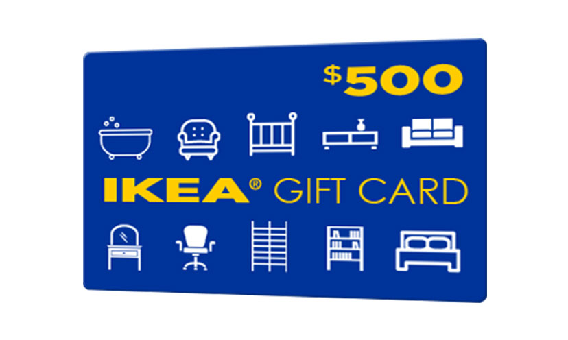 Ikea Anniversary Event Free Gift Cards