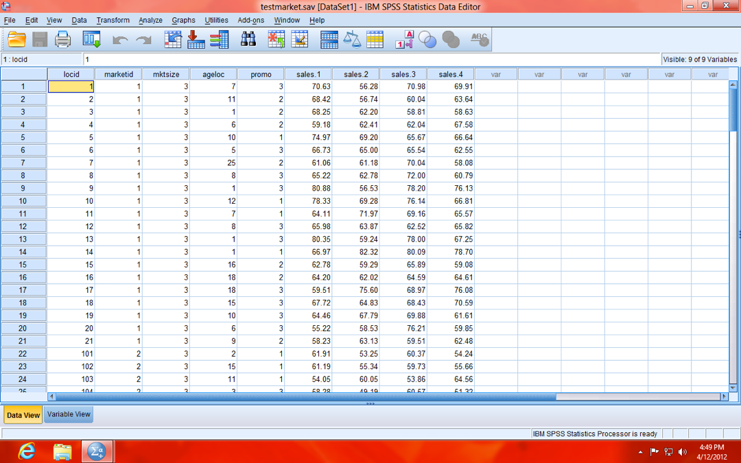 How to Conduct a Repeated Measures MANCOVA in SPSS - Statistics Blog