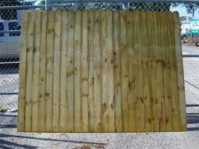 Wood Privacy Fence Panels Fence Panel Suppliersfence