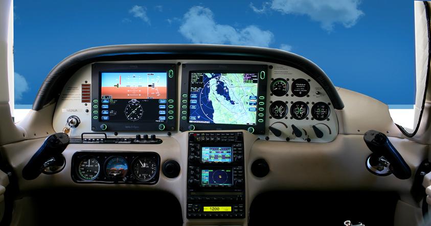 Go Glass Transition - JATO Aviation