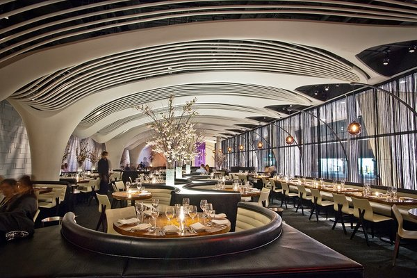 Stk Midtown Steakhouse Home Atelier Turner The Design