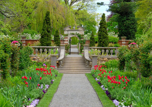 The Official Blog Of The New York Institute Of Art And - designing flower gardens a long island