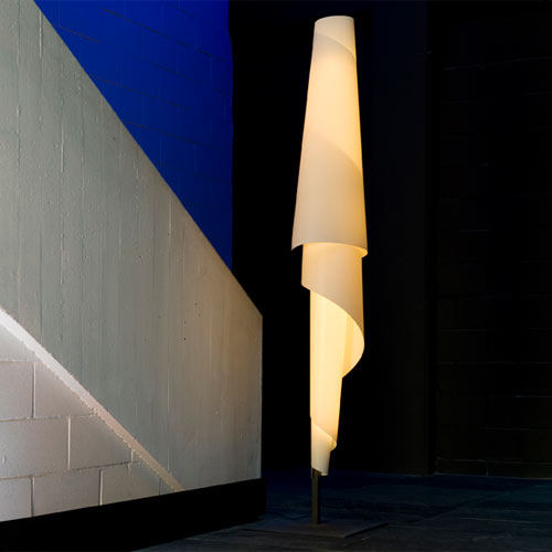 the official blog of the new york institute of art and With costura f floor lamp