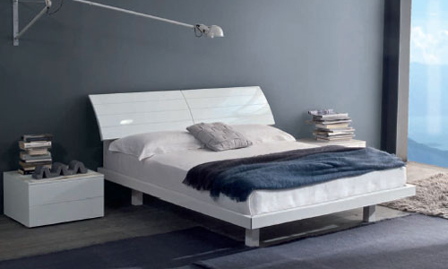 I Love How The Atelier Beds Would Look Great Floating In A Room Bed Design Trends Are Moving Away From The Flat Against The Wall Restrictions Of Beds Of