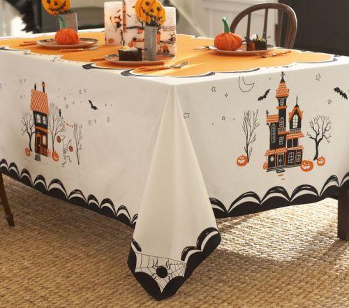 Pottery Barn Kids: Halloween Tablecloth