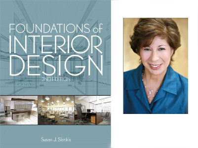 The official blog of the new york institute of art and design blog interior design book signing for Foundations of interior design