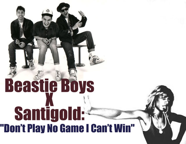 Beastie Boys: Don't Play No Game That I Can't Win - Music ...