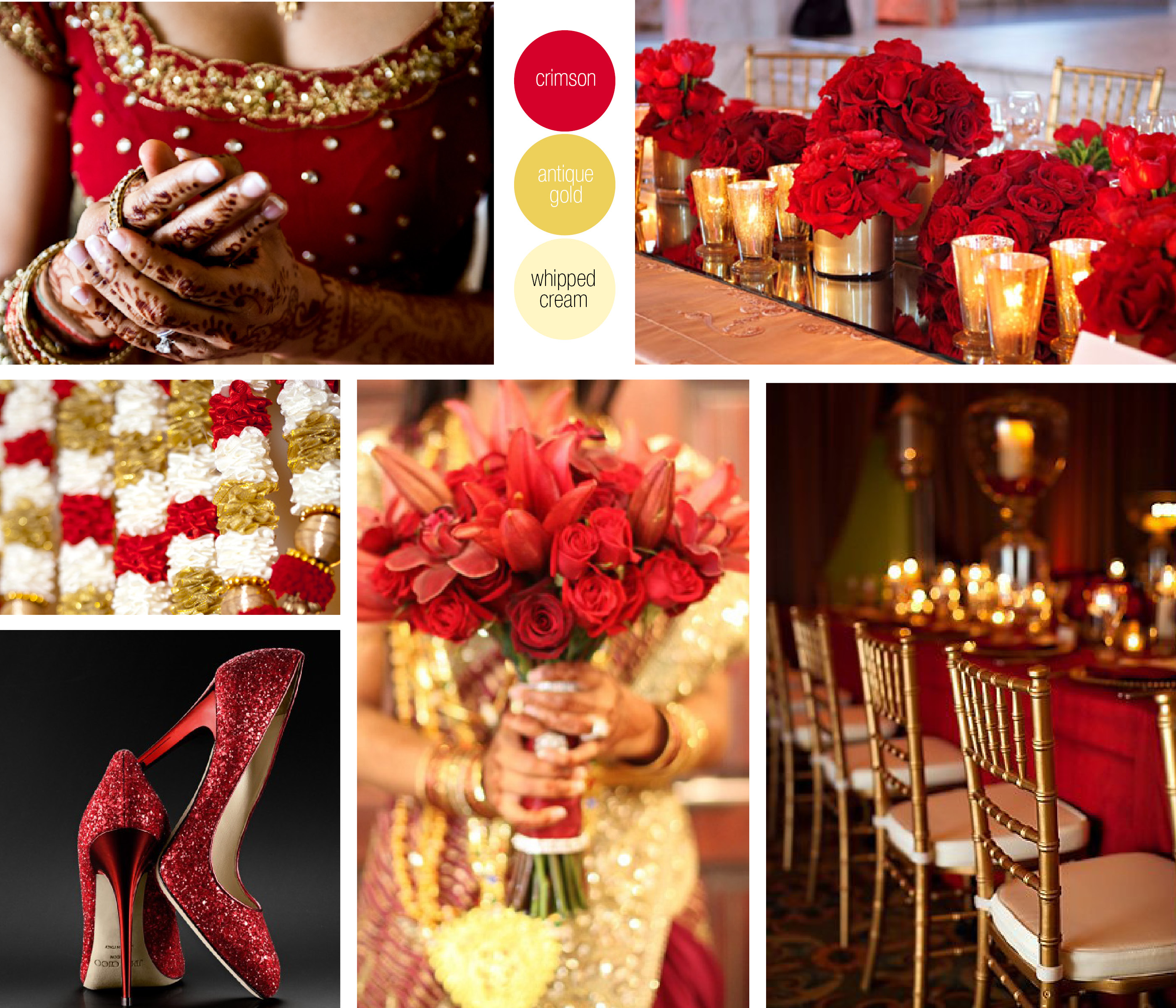Awesome Red And Yellow Wedding Theme Gallery - Styles & Ideas 2018 ...