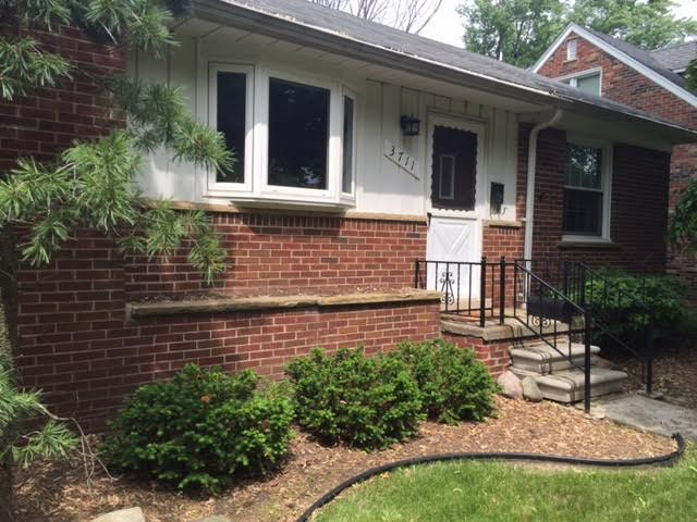 Christine Fife Interiors Design With Curb Eal For Sigh Painting Brick House