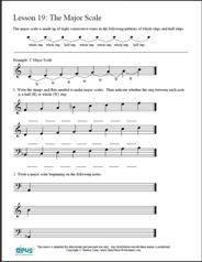Free Printable Music Worksheets | Opus Music Worksheets ...