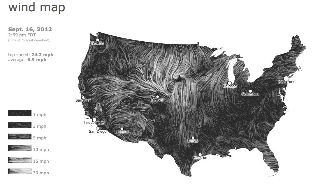 Walrus Kayaks Walrus Blog Wind Map