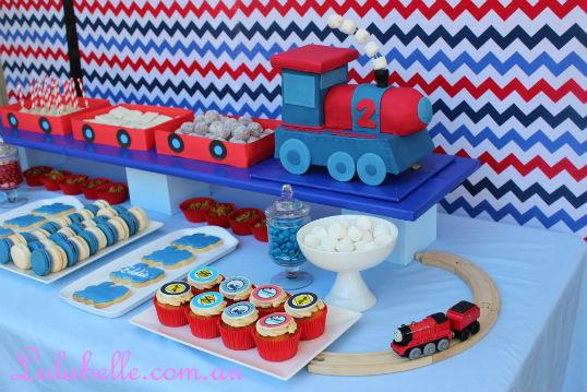 Birthday Party Ideas Blog Train Birthday Party Ideas