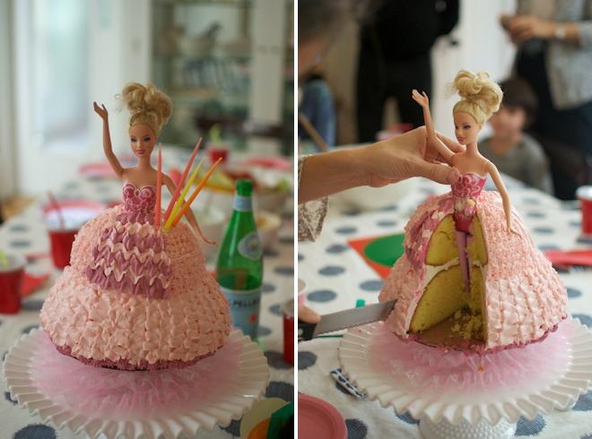 *UPDATED* How do you cut a Princess Cake? - BabyCenter