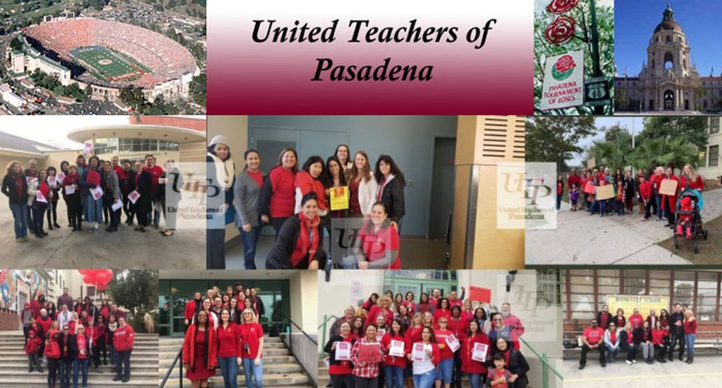 Pusd Calendar 2020 United Teachers of Pasadena   Official Calendars for the 2017 2020