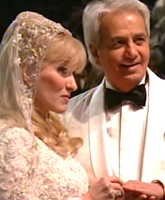 OFFICIALLY REUNITED: Benny and Suzanne Hinn Remarry in